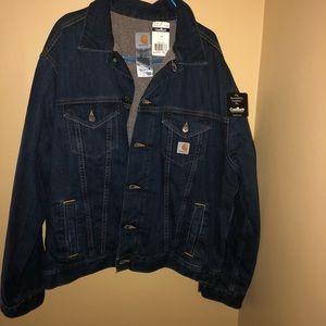 Men's NWT carhartt jacket